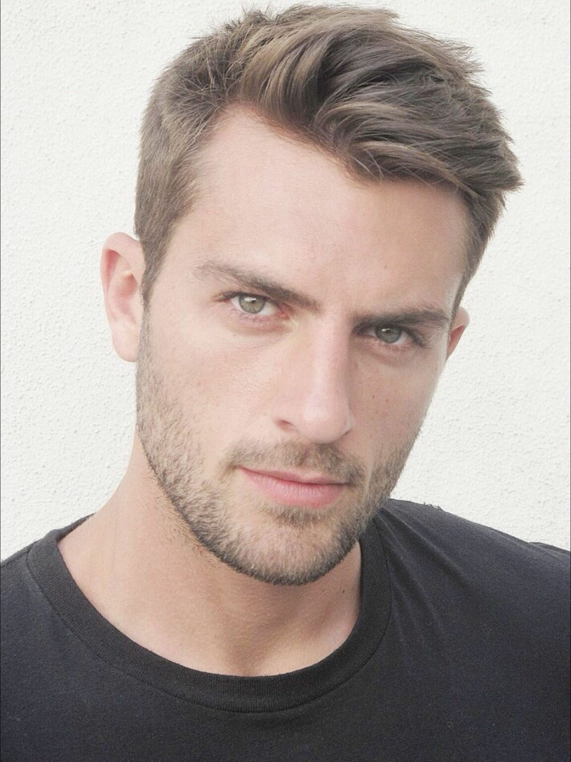 Low Maintenance Mens Short Hairstyles For Thick Hair